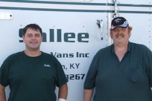 Sallee Horse Vans Drivers